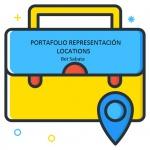 Portafolio represenetacion locations